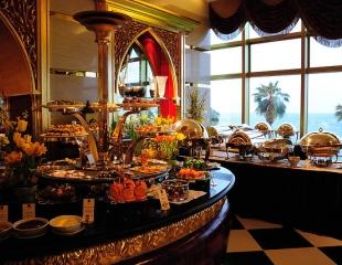 Arabic Cuisine Buffet Style