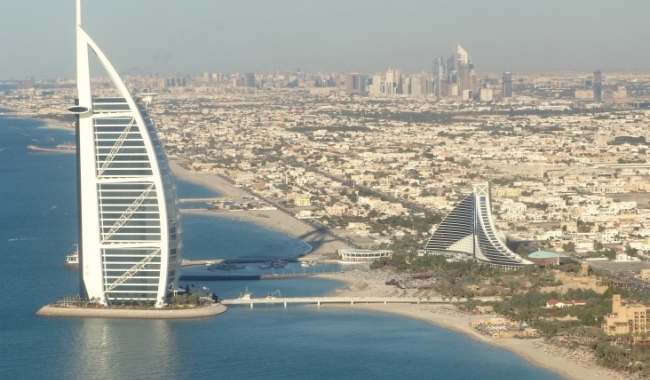 Burj Al Arab Restaurants Locations